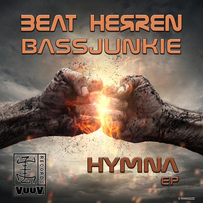 Beat-Herren---Bassjunkie---Hymna---EP
