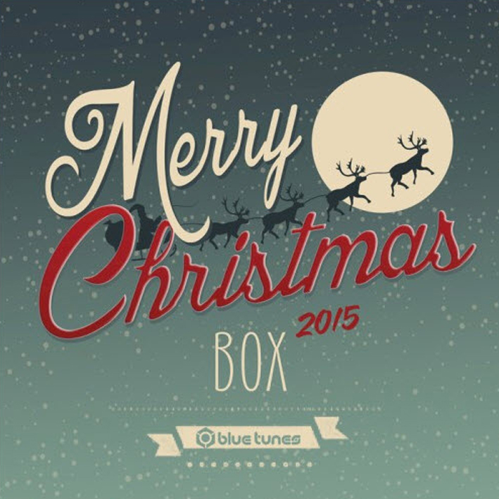 Blue Tunes Christmas Box