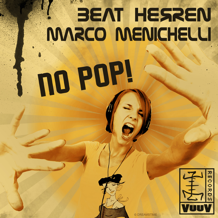 Marco Menichelli and Beat Herren - No Pop - EP