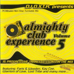 almighty club experience vol 5