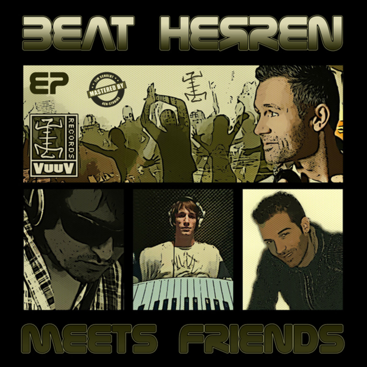 beat herren meets friends