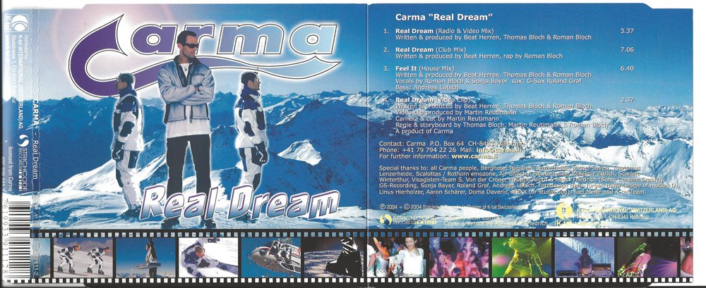 carma real dream