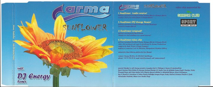 carma sunflower