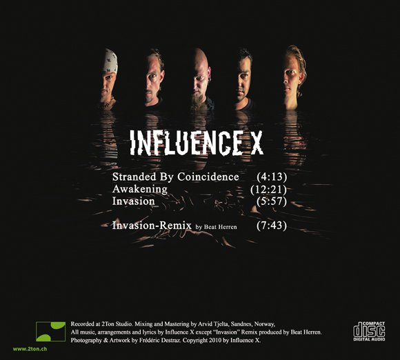 influence x beat herren remix